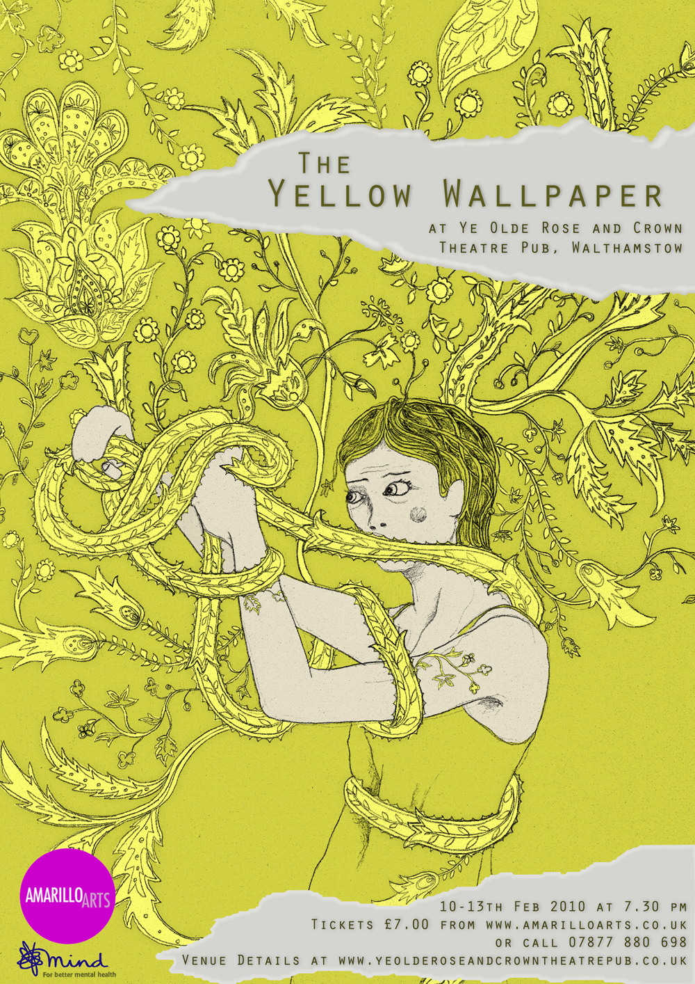 symhelecour the yellow wallpaper movie